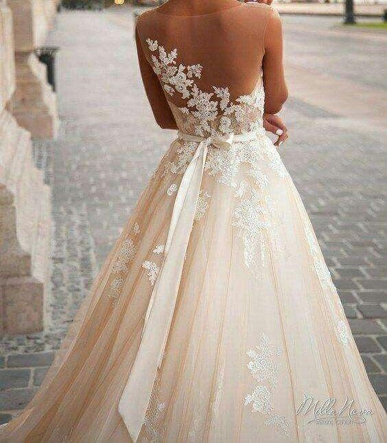 Pin de Ava tulip en future wedding   Pinterest   Vestidos de novia ...