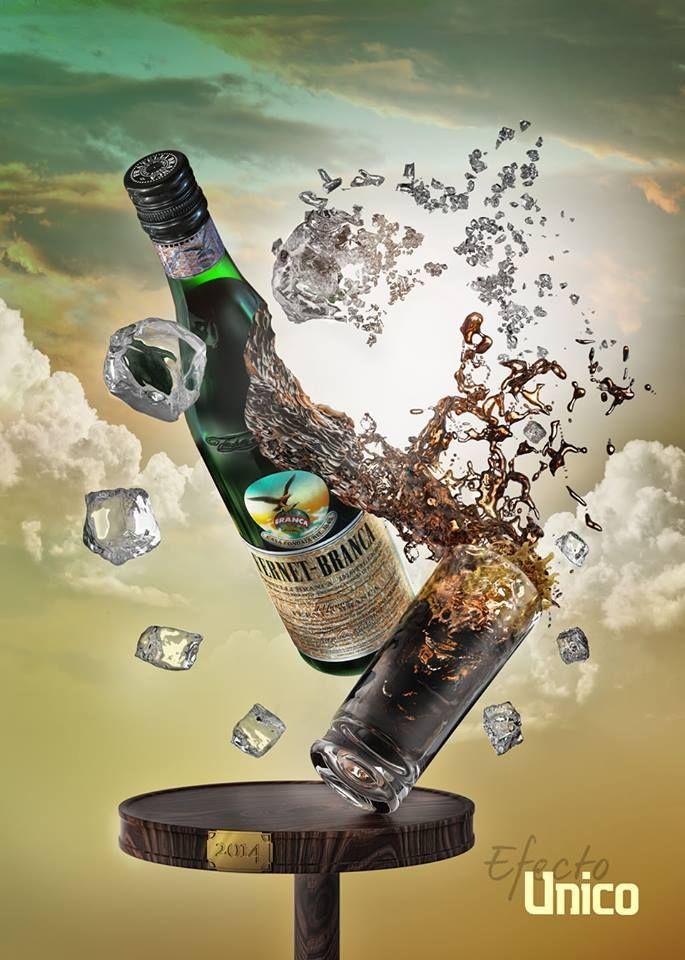 Efecto Único Fernet Branca Arte Único 2014   Martini   Pinterest ...