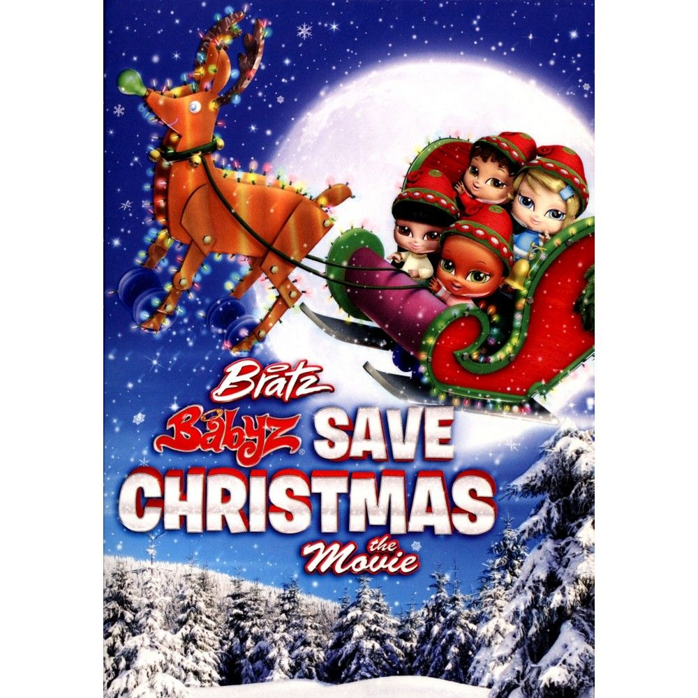Bratz Babyz Save Christmas (dvd_video)