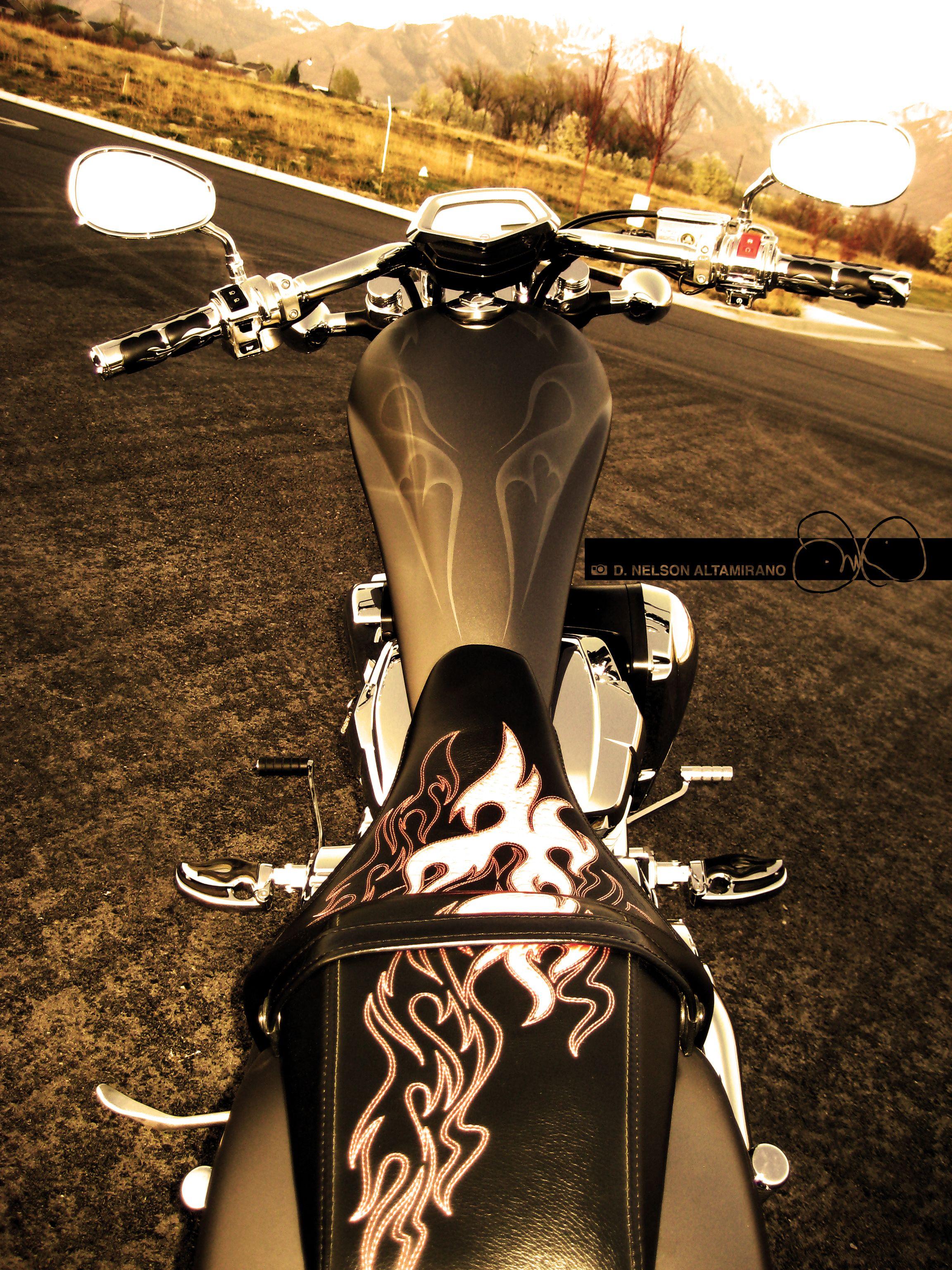 Motorcycle Honda Fury For sale