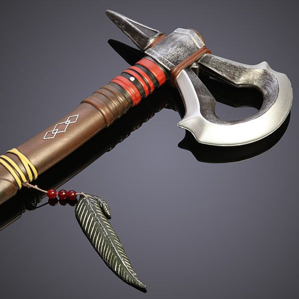 assassins creed 3 tomahawk