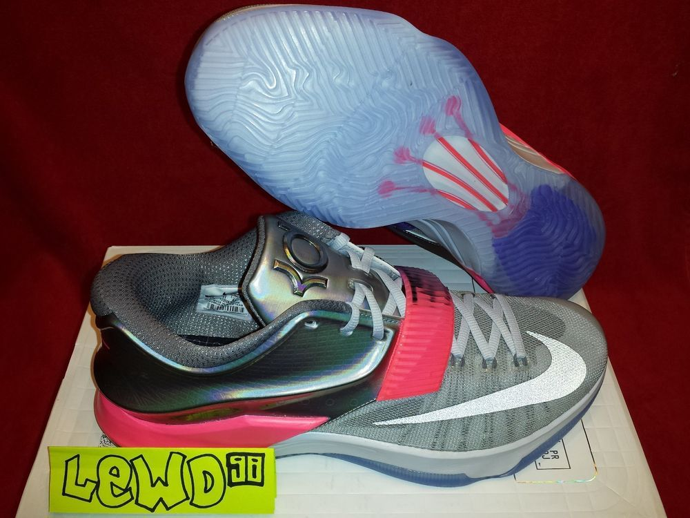 626e87c3033a NIKE KD ALL STAR NYC 7 VII 12 wtkd 8 sample pe mvp kobe ds foam lebron 4  xmas iv