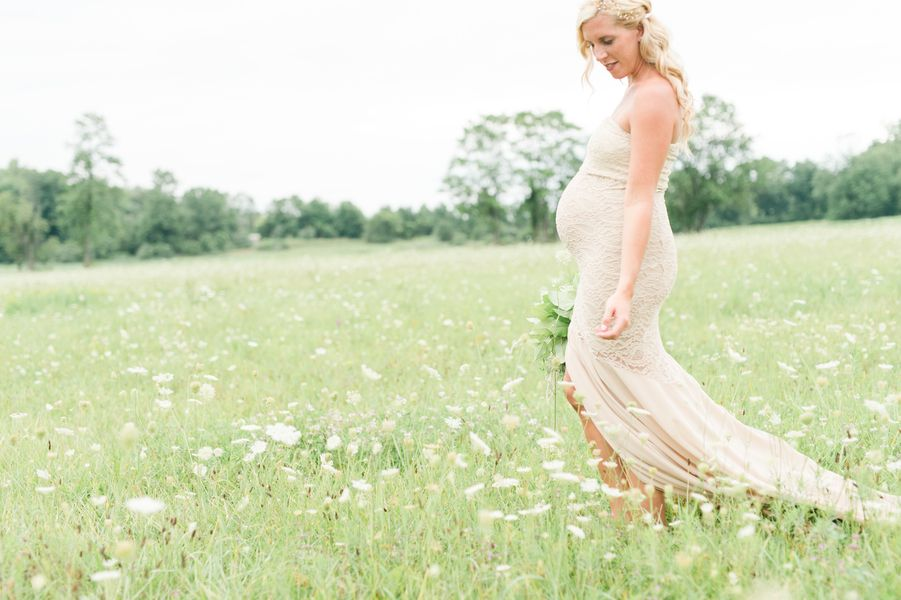 34d219a2c Appalachian Trail Rustic Chic Maternity Session | One day | Rustic ...