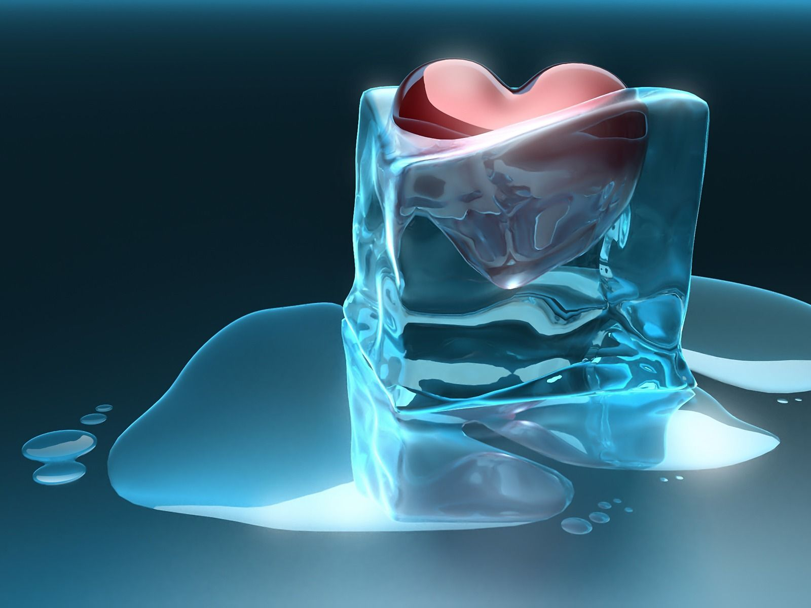 3d wallpapers for desktop | multi heart hd 3d wallpaper good quality