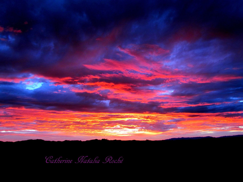 Sunset Photography Landscape Mountain California Autumn By Catherine Natalia Roche