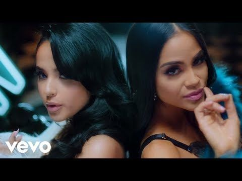Becky G, Natti Natasha - Sin Pijama (Video Oficial) - YouTube
