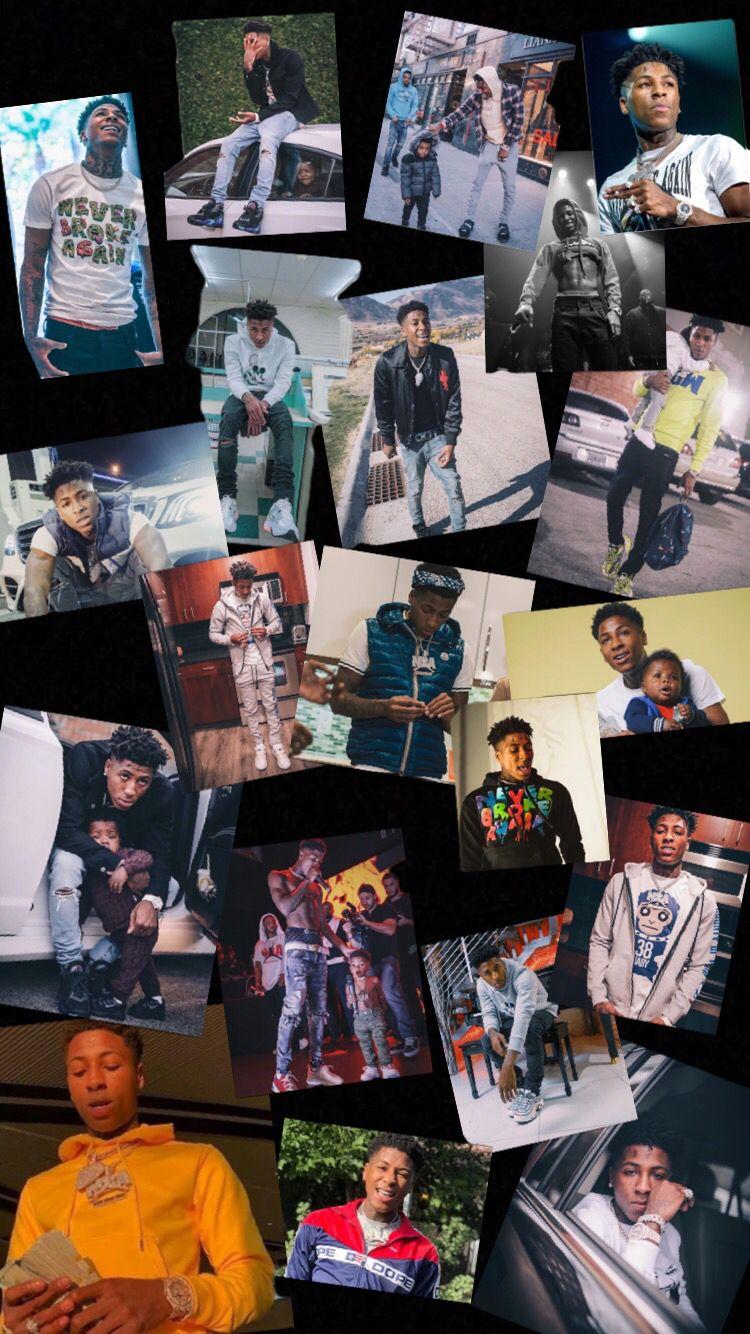 Nba Youngboy Nba Wallpapers Iphone Wallpaper Nba Nba Baby