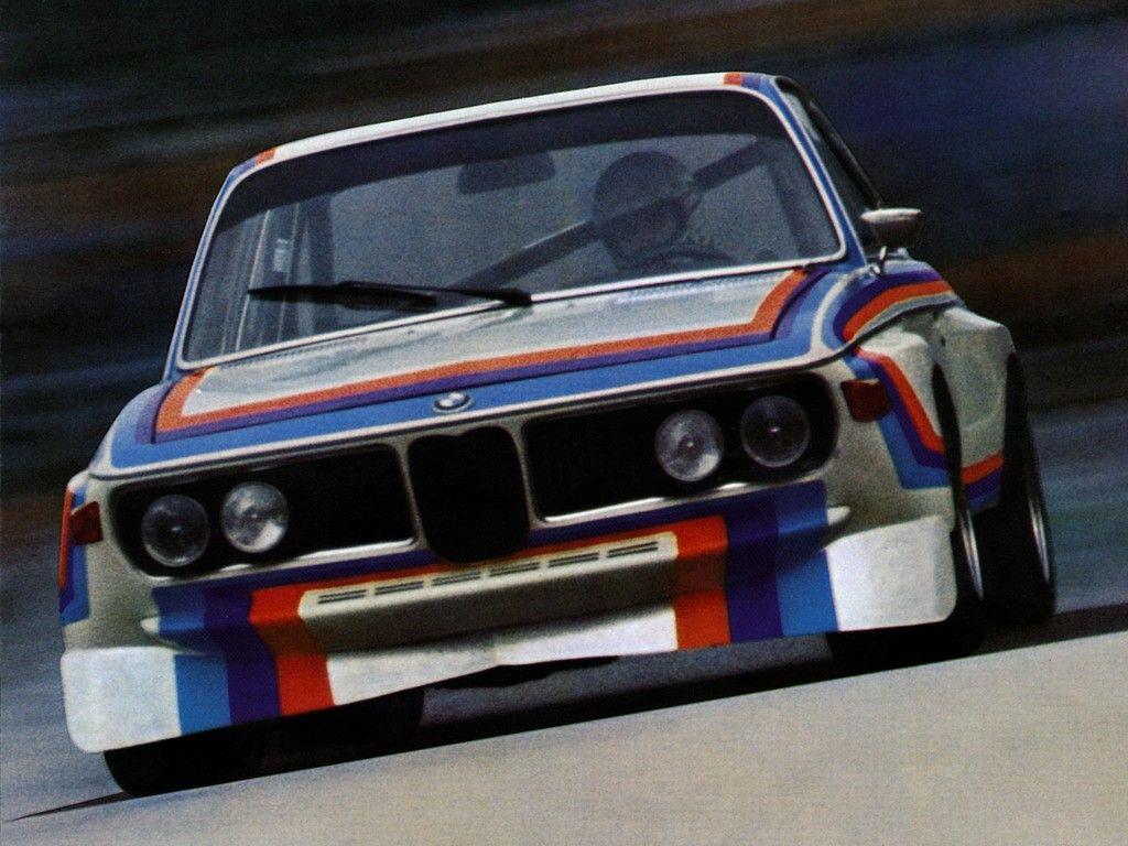1971–75 BMW 3.0 CSL Race Car (E9) | Mentalität | Pinterest | BMW ...