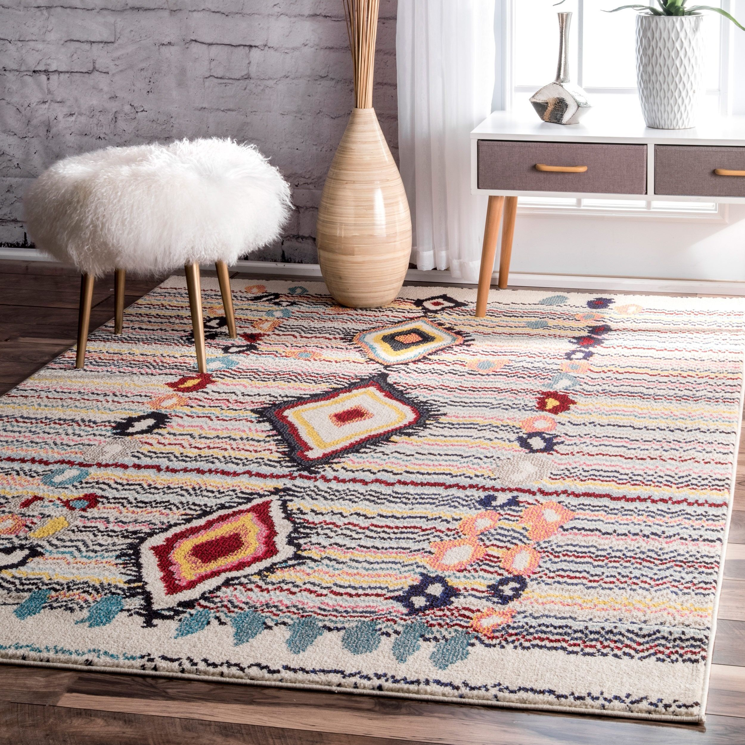 Nuloom 7x9 10x14 Rugs Use Large Area To Bring A New Mood