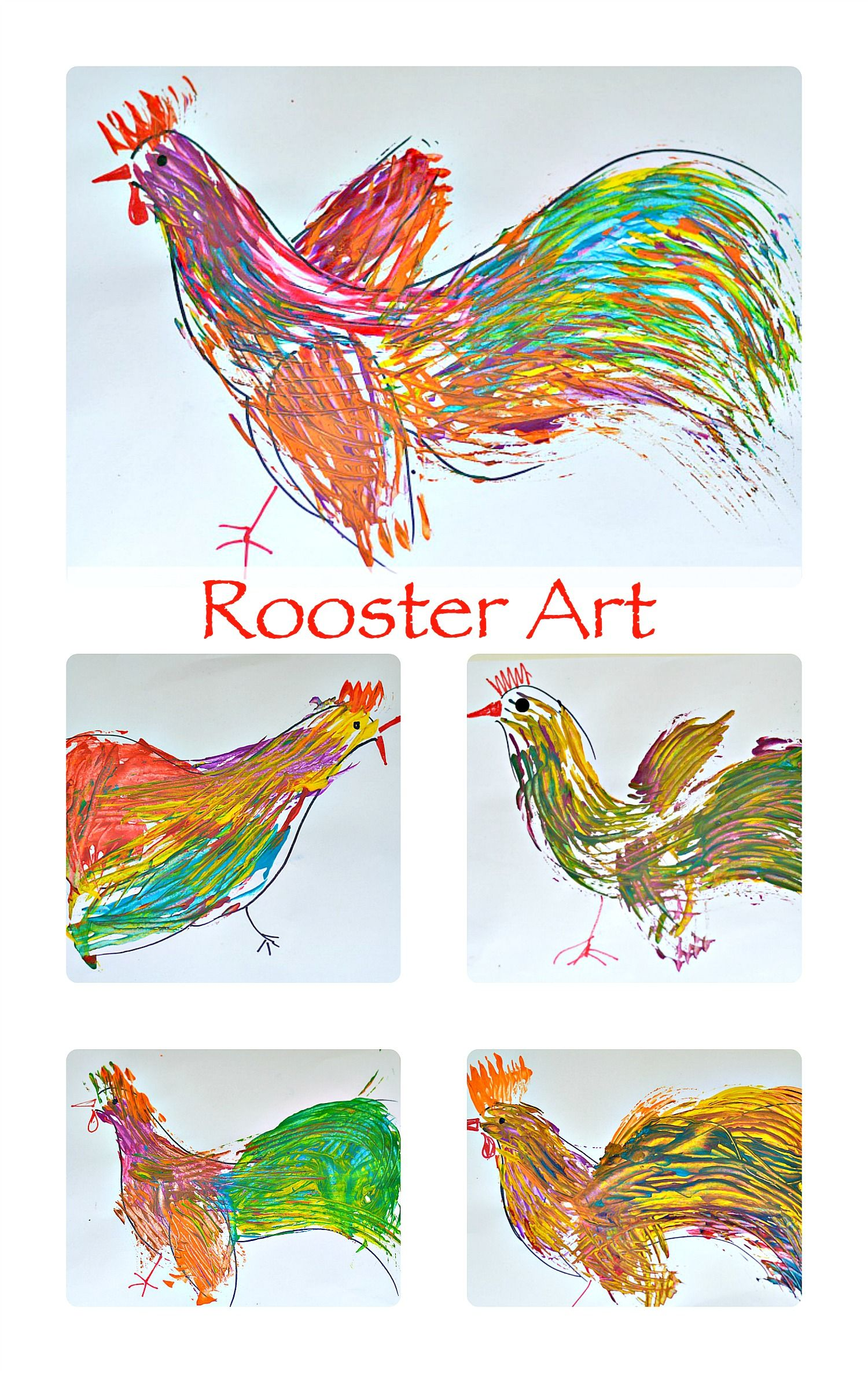 Art For Kids Beautiful Kids Art Project Made Without Brushes New Teachers