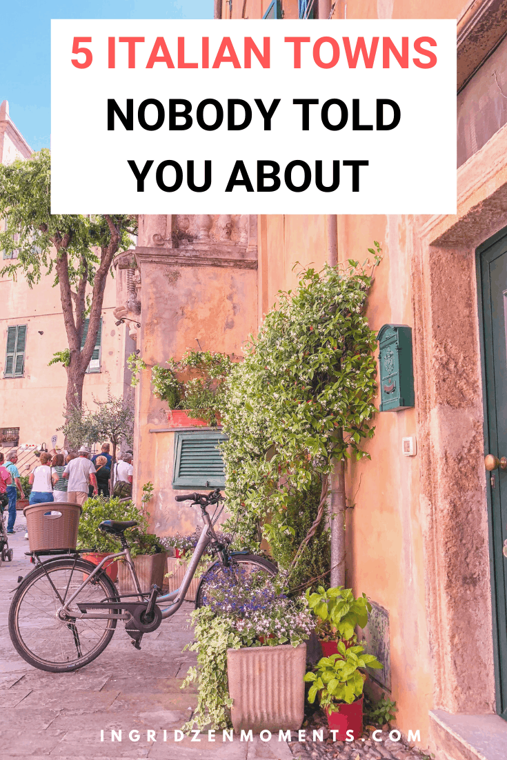 Photo of Less known Italy travel destinations