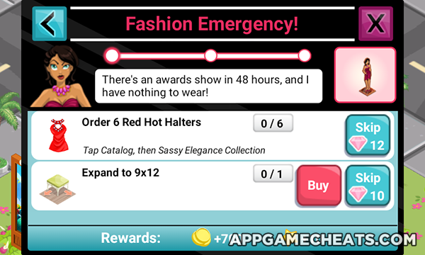 fashion story hack no survey