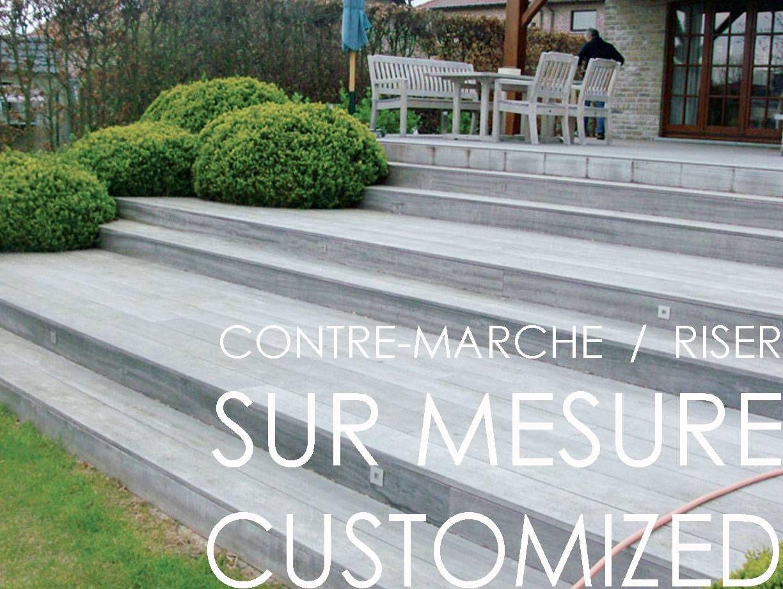 Contre Marche D Escalier En Ceramique Sur Mesure Marche Escalier Contre Marche Escalier
