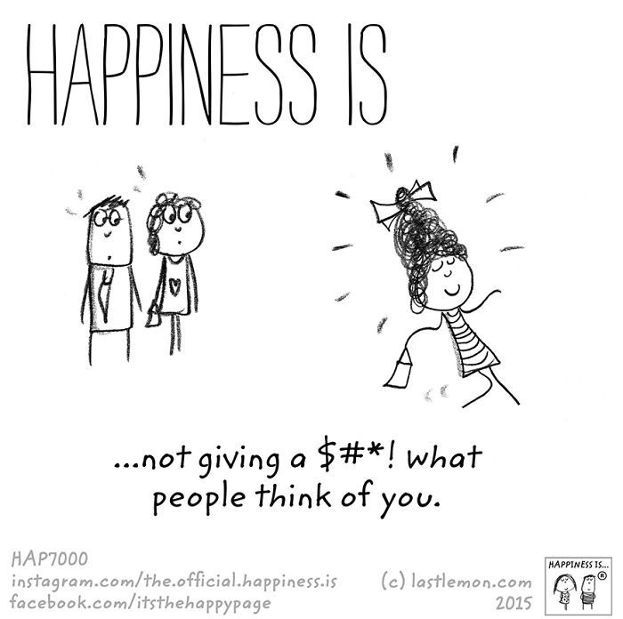 What Makes You Happy? Let Us Know And We'll Illustrate It (15+ pics)