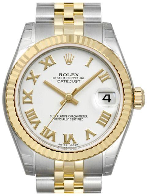 Rolex Datejust 31 Edelstahl