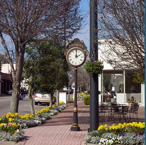 Fairhope,AL~a Beautiful Quaint Town Down Close To The