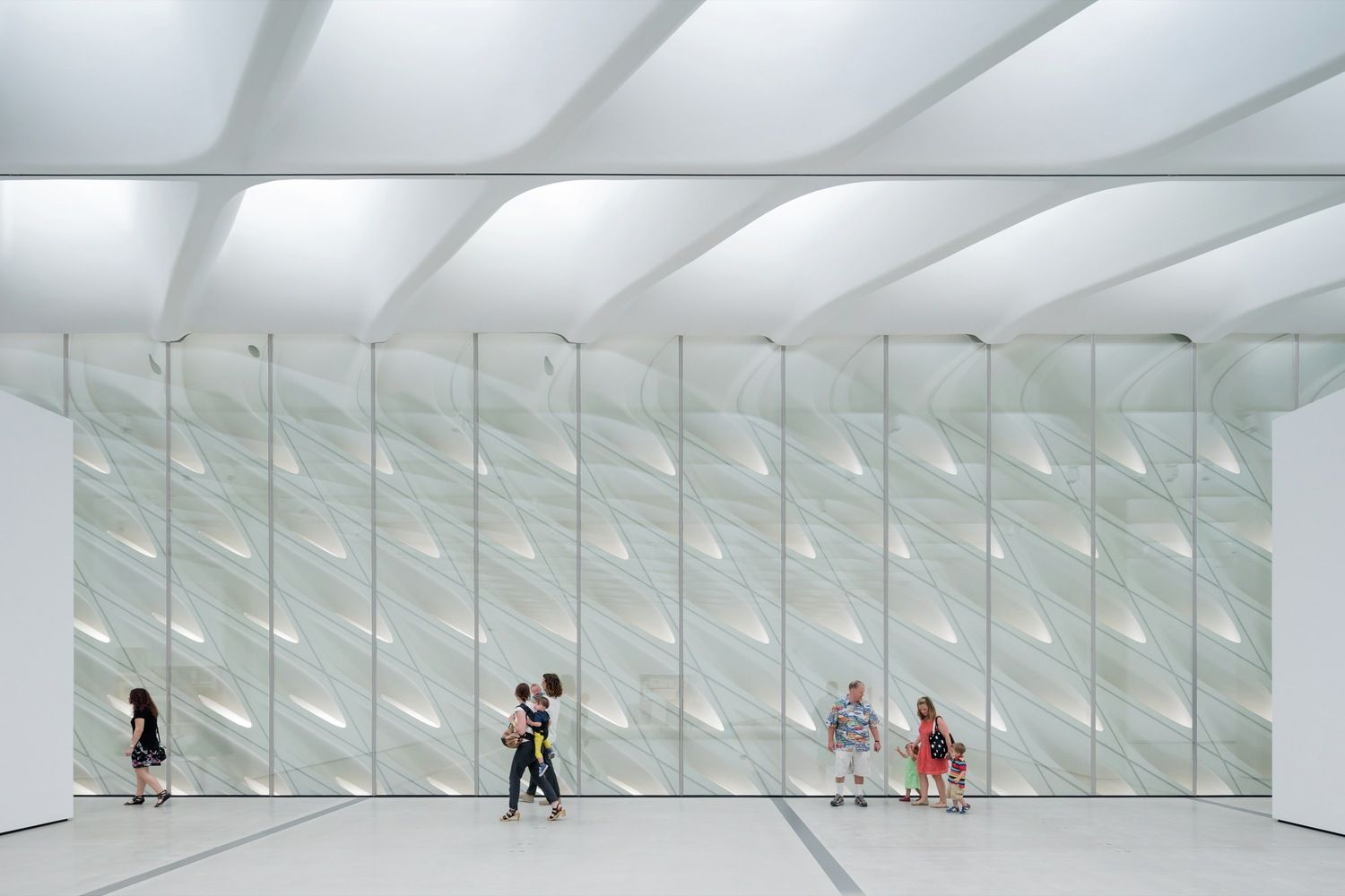 Gallery - The Broad / Diller Scofidio + Renfro - 4