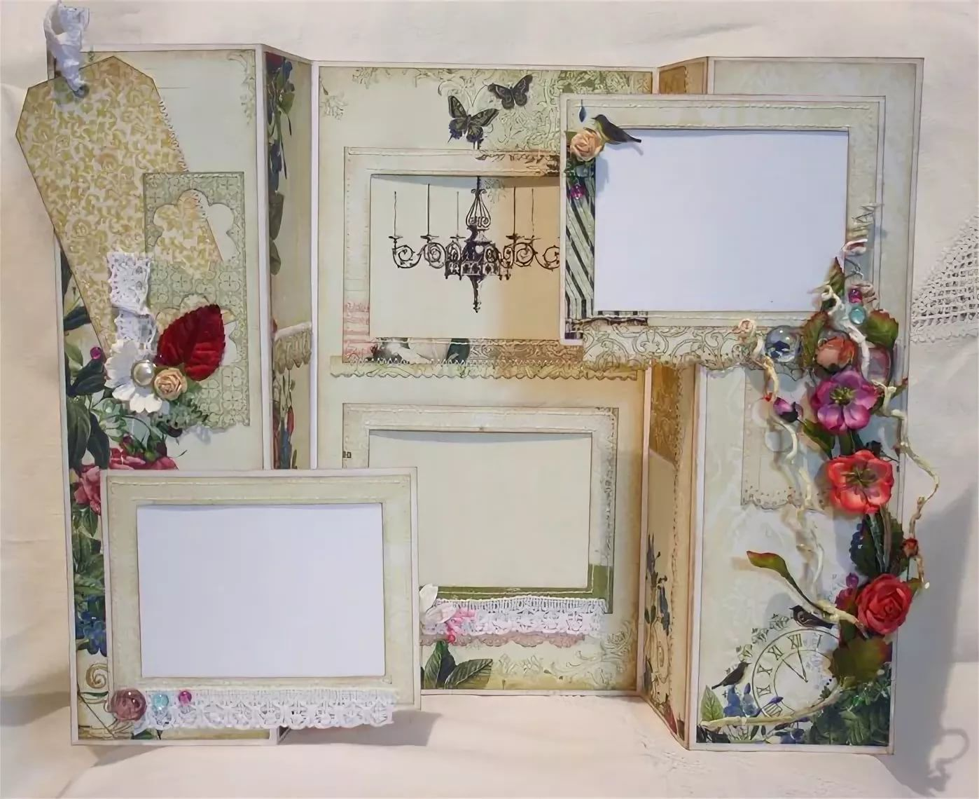 Скрапбукинг открытки фоторамки, декорирования открытки