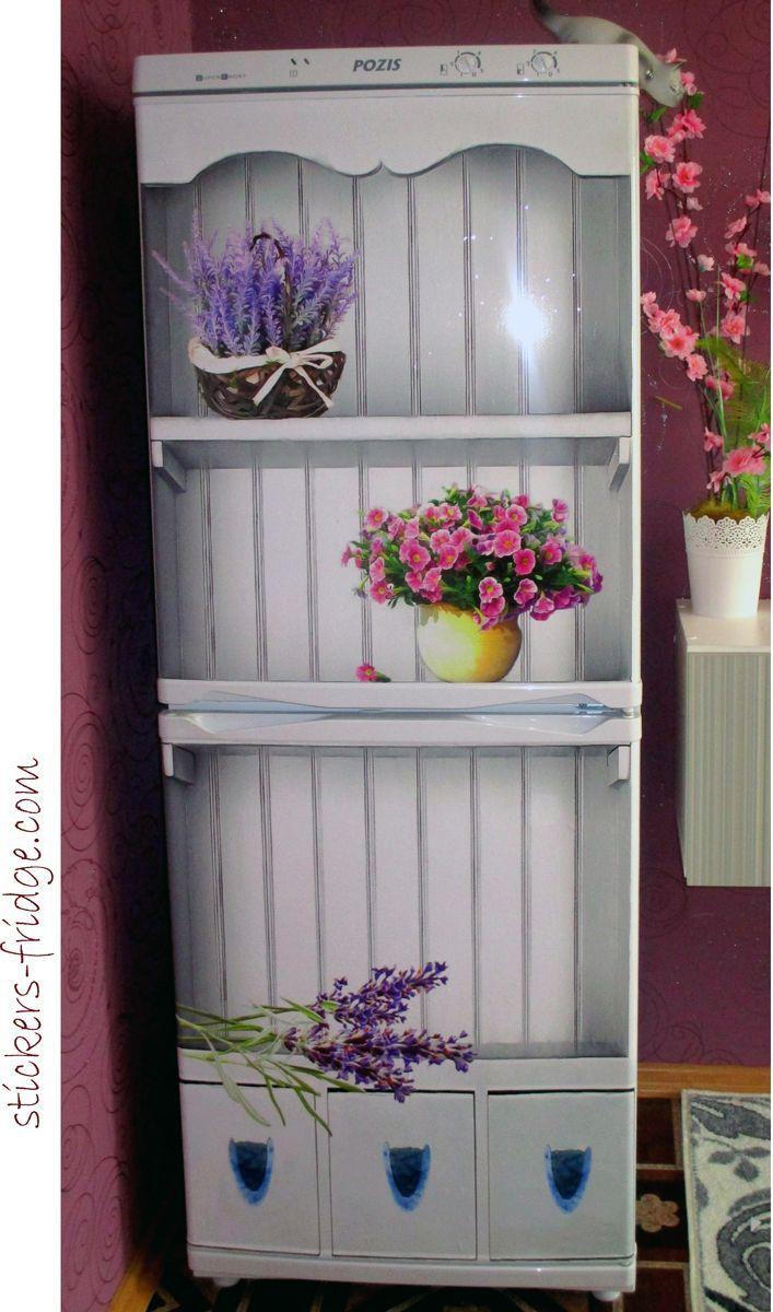 Своими руками наклейки на холодильник фото 84