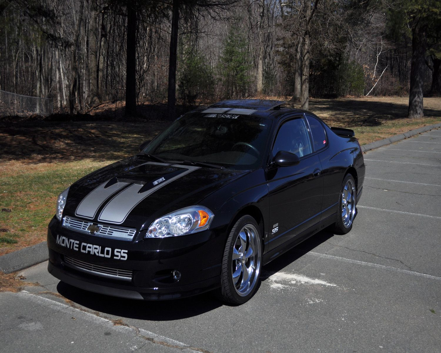Monte Carlo SS Nascar Pace Car | Cars | Chevy monte carlo, Chevy