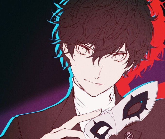 Akira Kurusu Ren Amamiya Persona 5 Joker Persona 5 Akira Kurusu