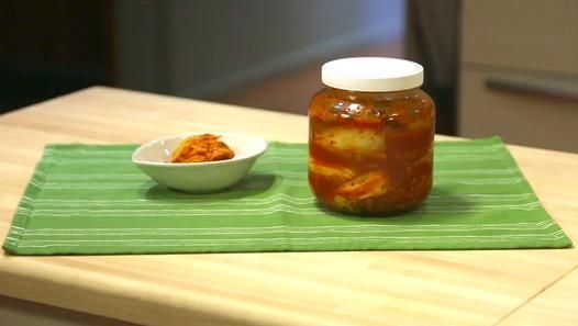 How to make kimchi with chef judy joo video dailymotion food how to make kimchi with chef judy joo video dailymotion forumfinder Choice Image