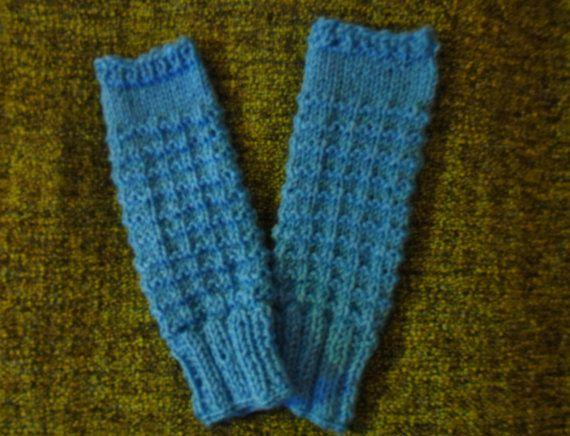 manicotti lana su ordinazione di Arsborealis su Etsy
