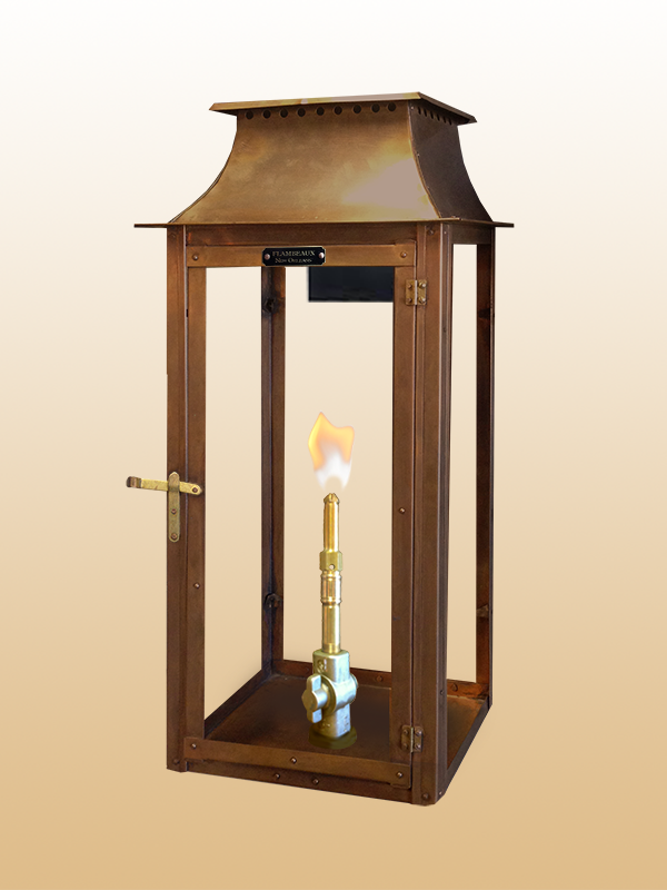 Option For Front Lights Wall Mount Lantern Wall Mounted Lamps Copper Lantern