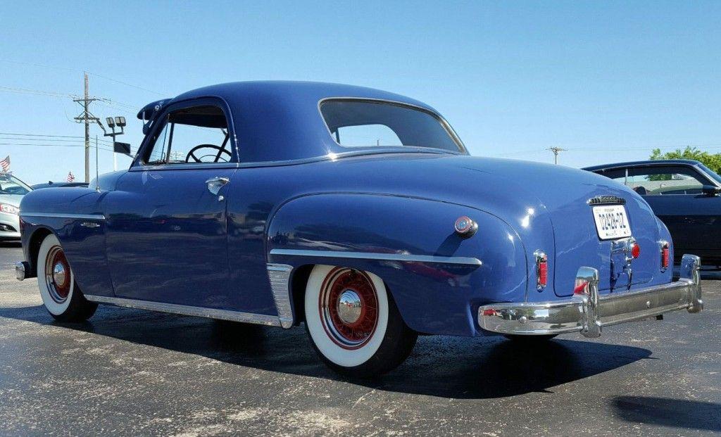 1949 Dodge Wayfarer Business Coupe | Classic Cars | Pinterest ...