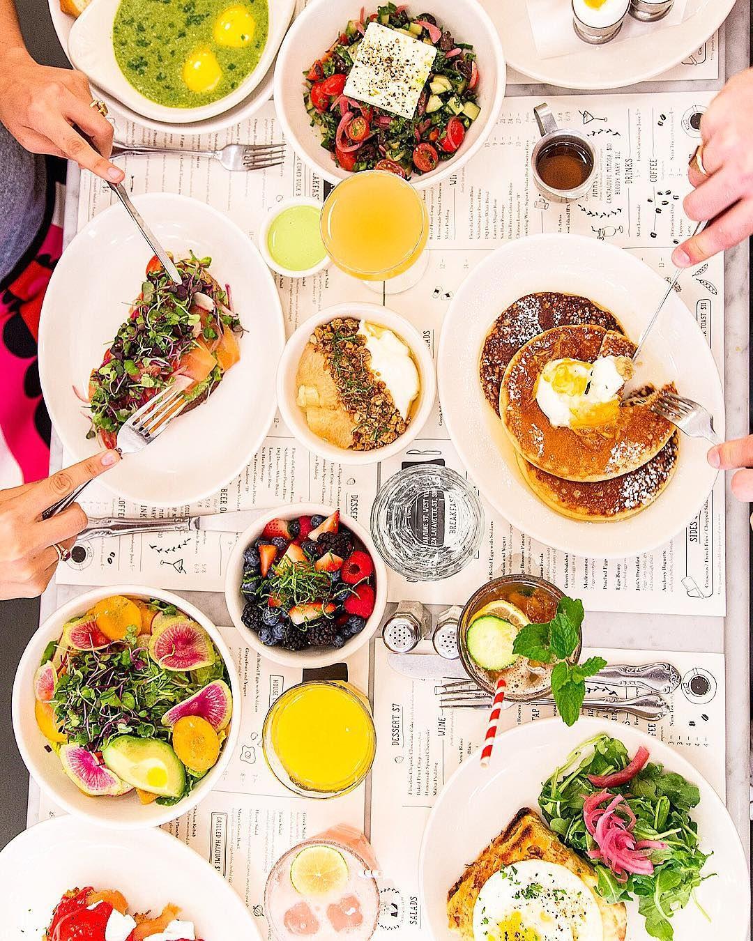 2016 Best Brunch Spots In Nyc Top New York City Brunch Restaurants