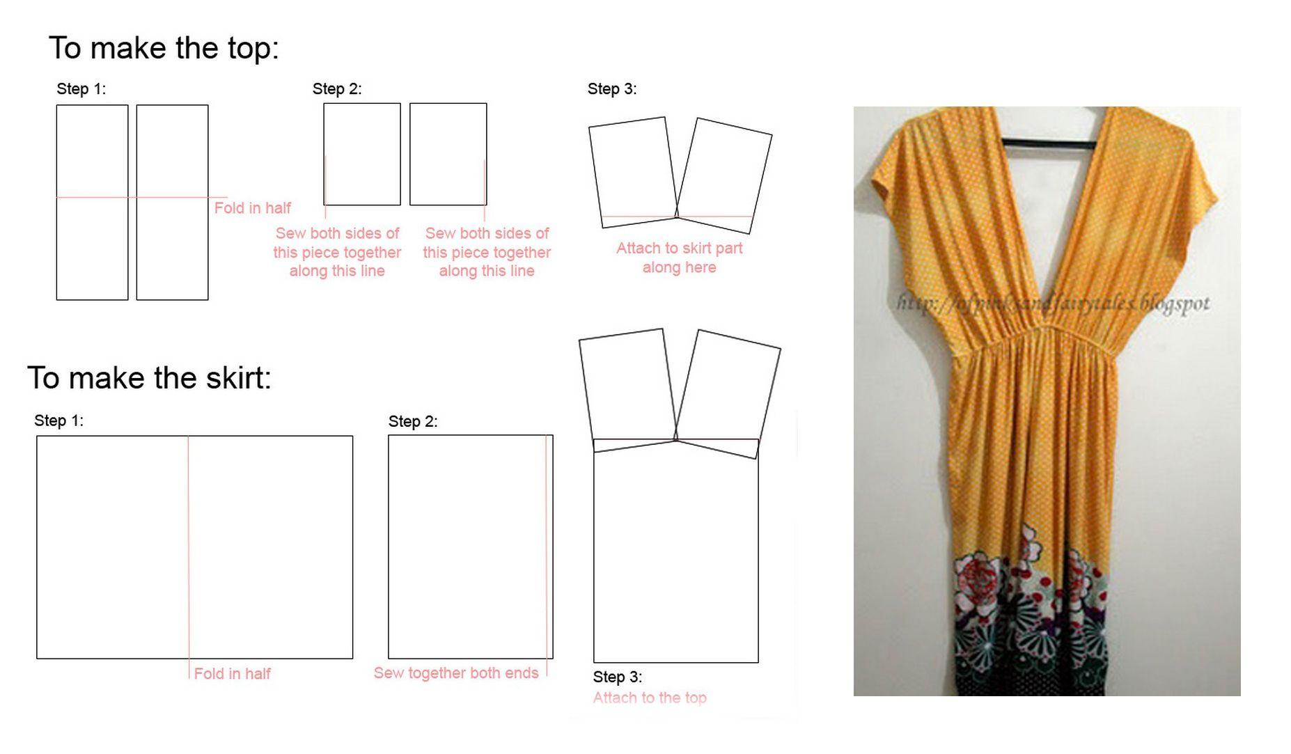 How To Make A Kimono Style Top Dress Kimono Style Tops Kimono Fashion How To Make Kimono
