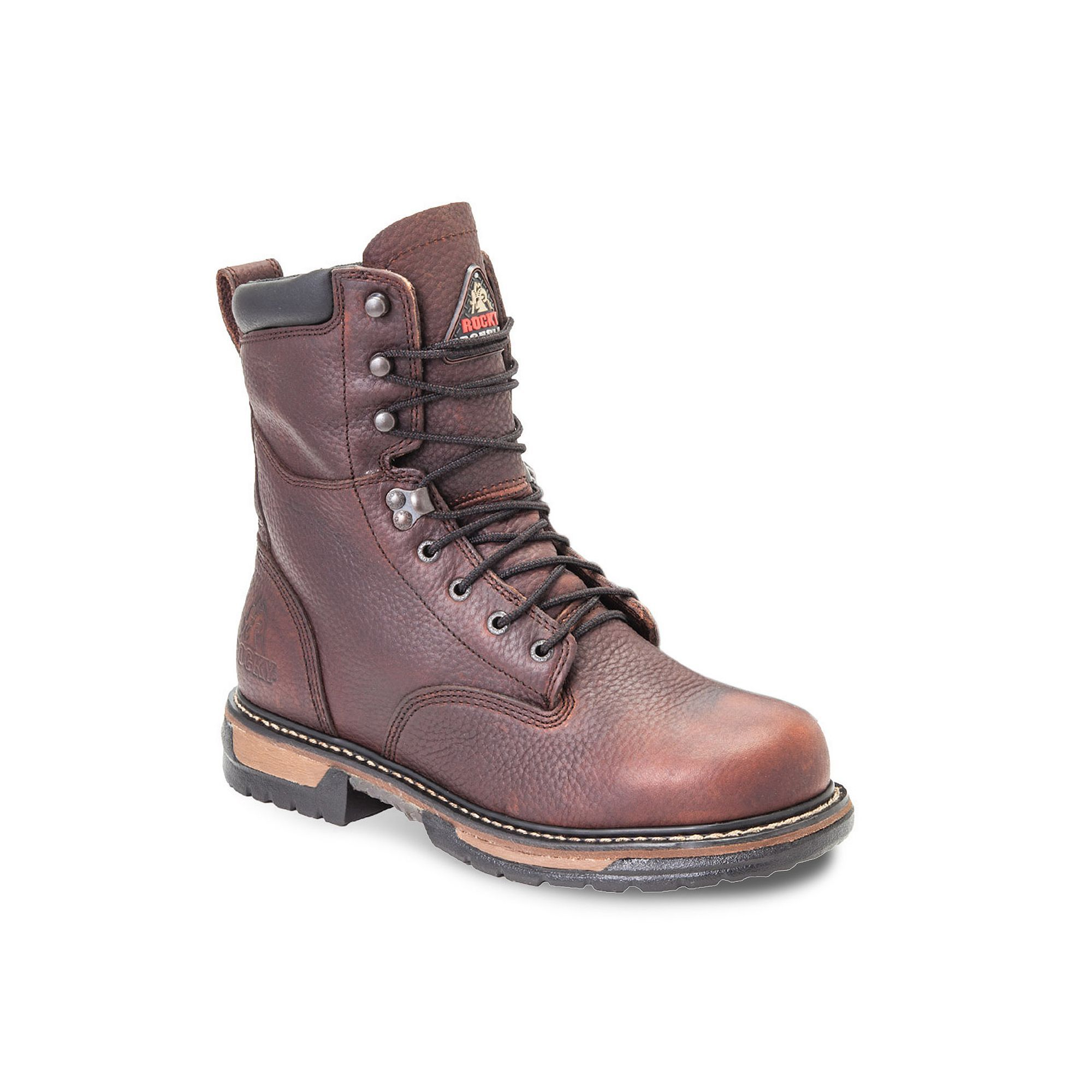 HUGO BOSS Men's Dress Appeal Leather Chelsea Boots - Medium Brown - UK 8 K3mOy4Fv