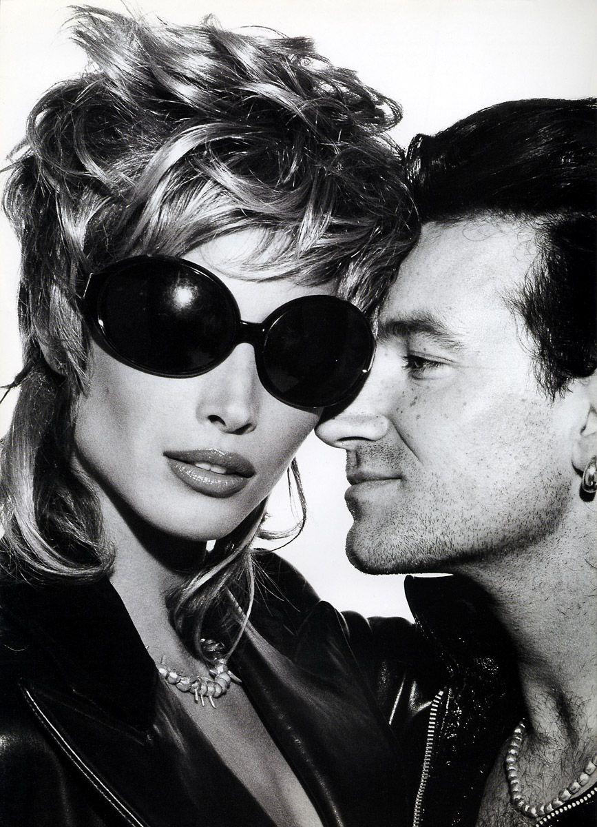 Christy and Bono