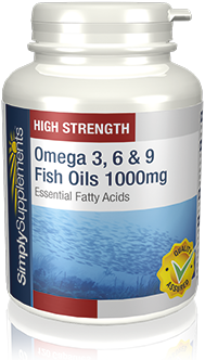 120 Capsule Tub Omega 3 6 9 Supplements With Images