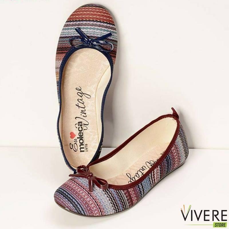 aea5aafdb5 A Sapatilha é o calçado mais versátil de todos. Ela pode ser usada com  qualquer