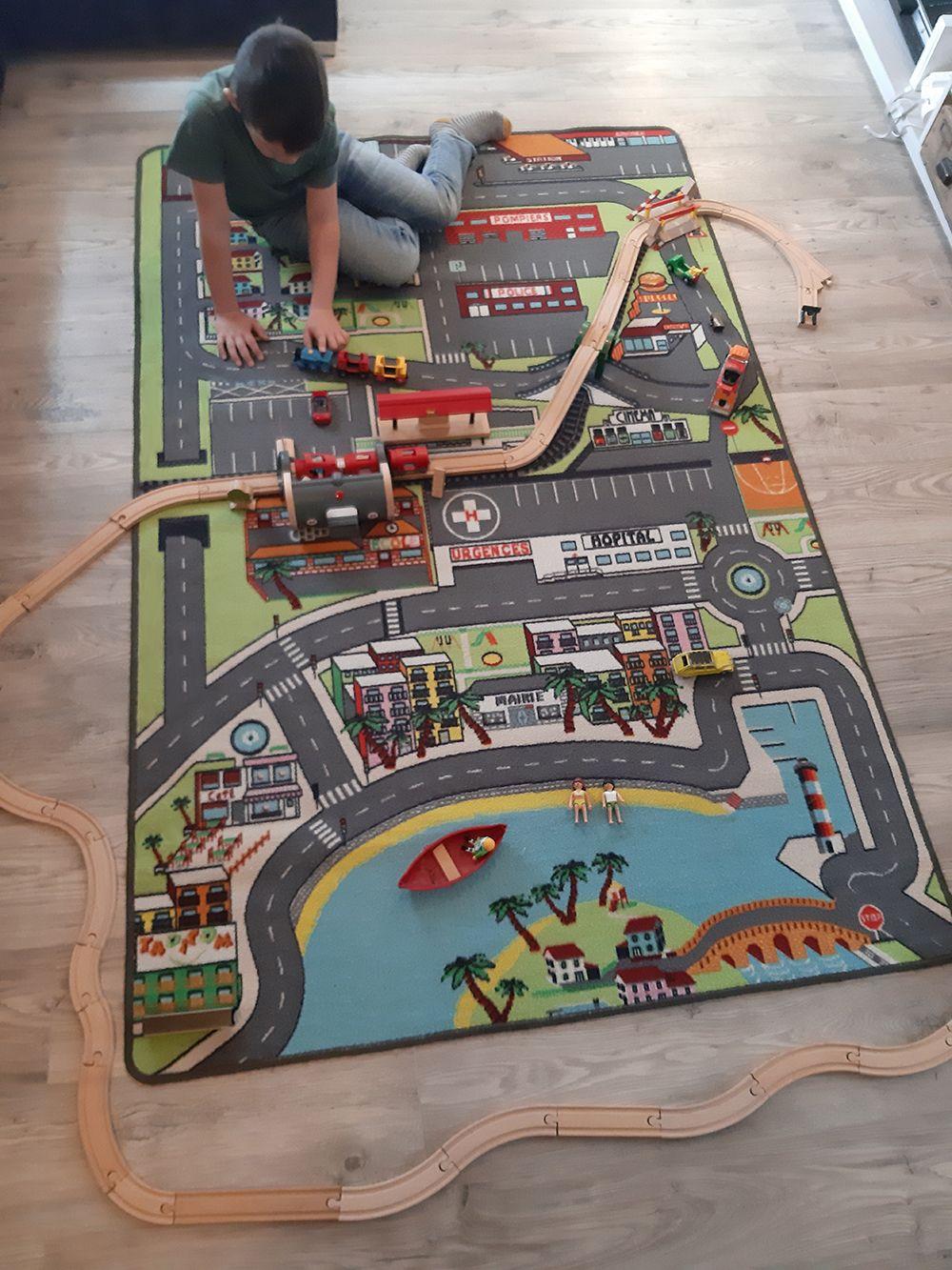 tapitom tapis de jeu pour enfant