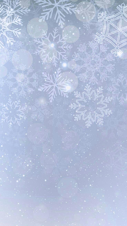 Snowflake background   Snowflake background