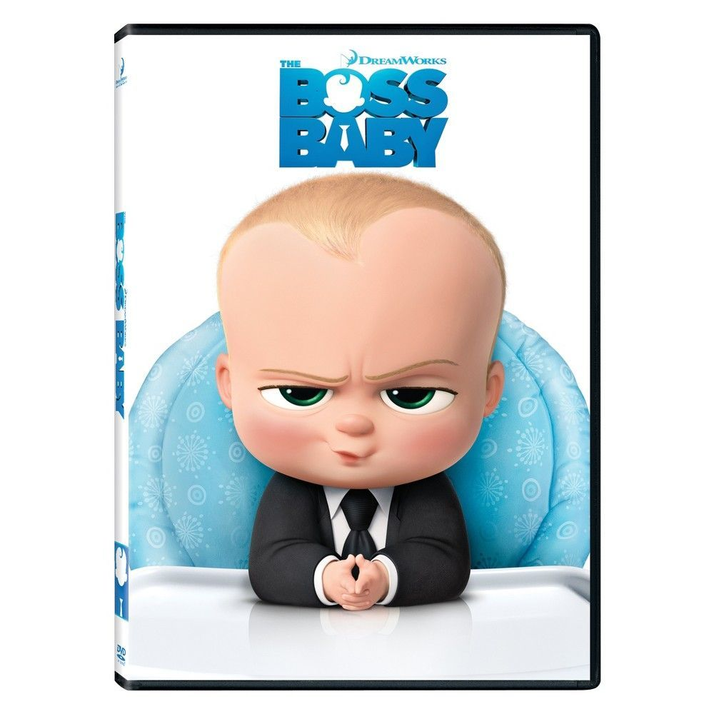 Boss Baby Dvd Baby Movie Boss Baby Baby Products 2017