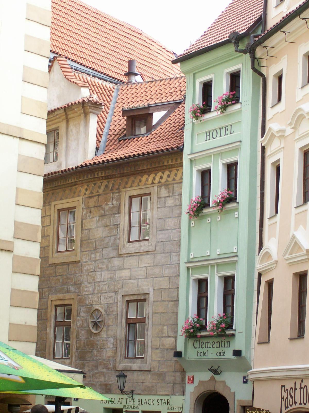 Smallest hotel - Prague