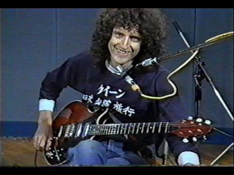 Brian May Star Licks Best Sound Instructional Video Full 1984