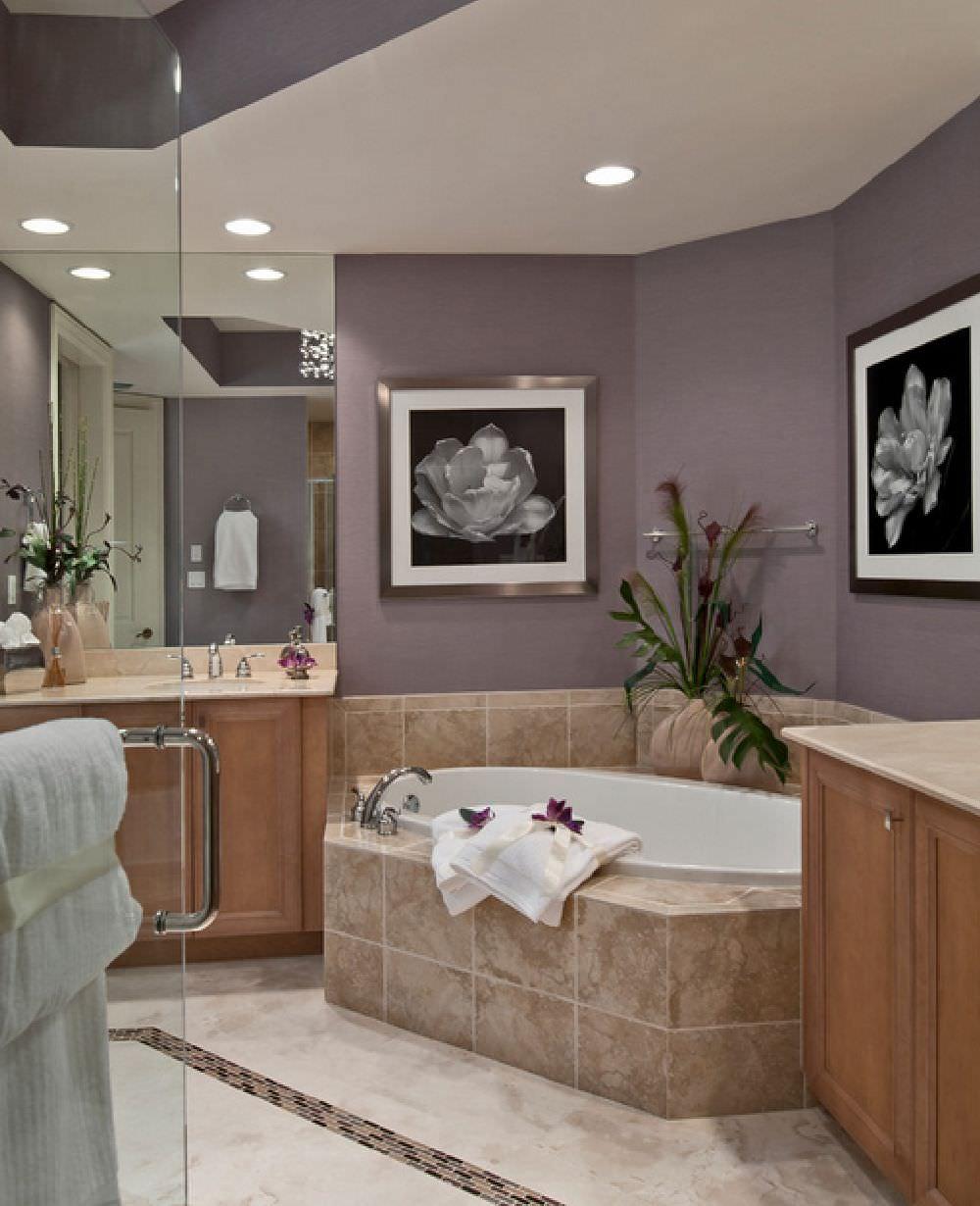 Pareti Di Casa Colori imbiancare casa • colori di tendenza per ogni stanza | bagni