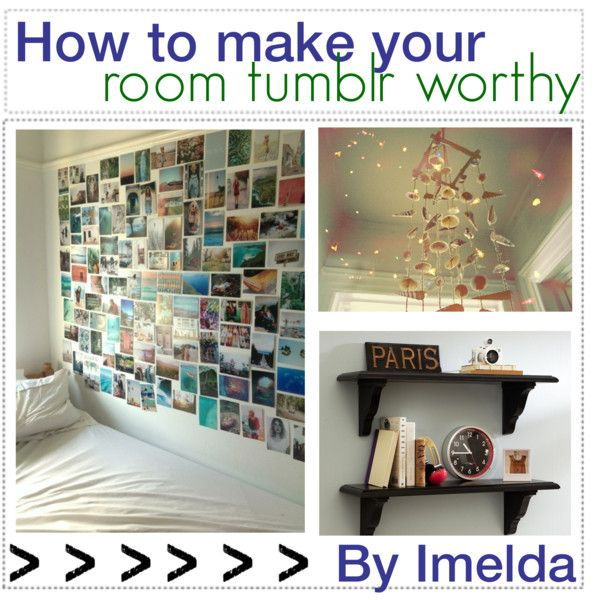 How To Make Your Room Tumblr Worthy Diys Arts Crafts And