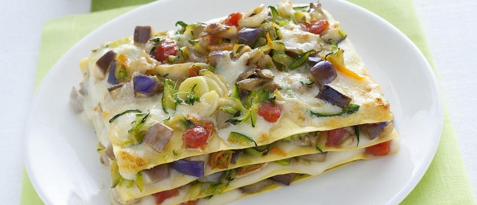 La lasagna ha infinite varianti, oggi ve la proponiamo in una ricetta del tutto estiva!