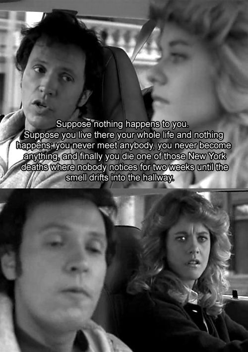 When Harry Met Sally I Was Laughing So Hard At This Part With