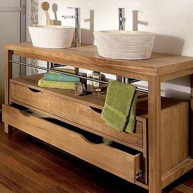 caisson 2 tiroirs exo salle de bains salle de bains. Black Bedroom Furniture Sets. Home Design Ideas