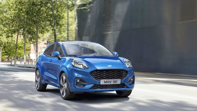 It Looks Like A Ford Puma St Is On The Way Drivetribe With