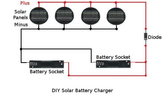 Solar Garden Light Hack Make A Solar Battery Charger So Little Time