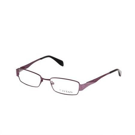 a23fc86243 Titan Eye Plus Women Spectacle Frame Purple  T1915B1A1