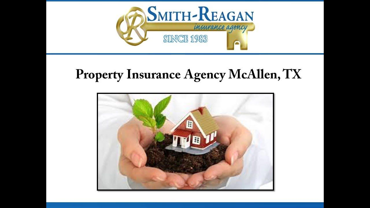 SmithReagan Insurance Agency provides affordable property insurance