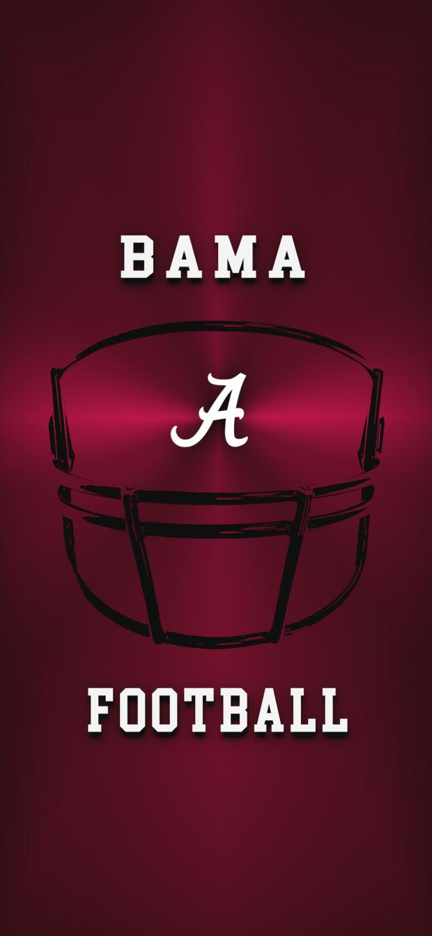 Bama Football Metal Alabama Crimson Tide Football Logo Iphone Wallpap Alabama Crimson Tide Logo Crimson Tide Football Alabama Crimson Tide Football Wallpaper
